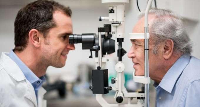 annual eye check up